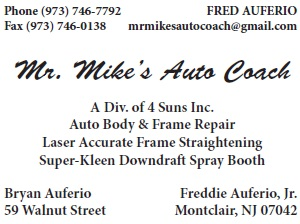 Mr. Mike Auto Coach